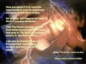 Prayer For An Obedient Heart