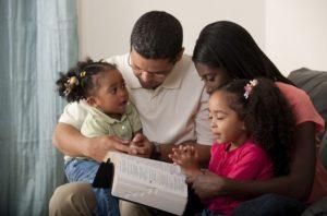 Parent's Prayer for Christian Children