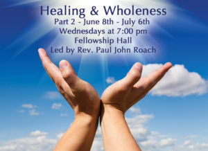 Prayer For Healing And Wholeness
