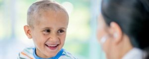 For a Child with Cancer