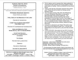 Prayer For Scriptural Illumination