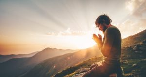 Prayer At The Start Of A Vacation