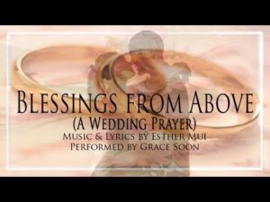 Blessings On A Christian Wedding