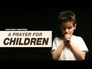 Prayer To Watch Over Your Children Tonight