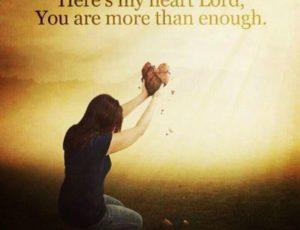 Lord Heal My Broken-Heart