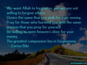 Prayer Of Forgiveness For Enemies