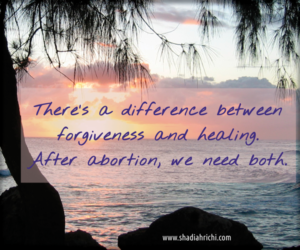 Prayer For Forgiveness After and Abortion