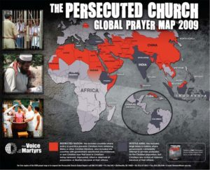 Prayer For The Protection Of Persecuted Christians - Prayever