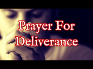 Prayer For Deliverance From Gluttony