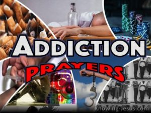 Prayer For A Child  Caught Up In Addiction