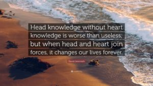 Prayer When Love Has Failed