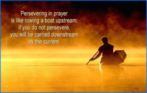 Prayer To Persevere In Sufferings