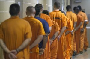 Prayer For The Many Inmates Who Are In Prison