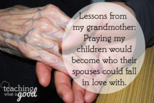 Prayer For Loss Of My Spouse