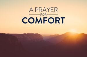 Prayer Of Comfort For The Divorced