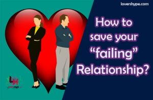 Prayer To Save A Failing Relationship