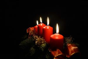 Thanksgiving For The Advent Of Jesus