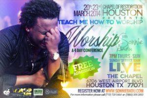 Teach Me To Worship Through The Day