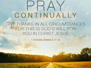 Prayer Of Thanks For My Hope In Christ
