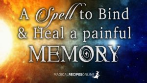 Healing Prayer From Painful Memories