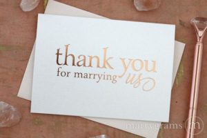 Thank you for Married Life