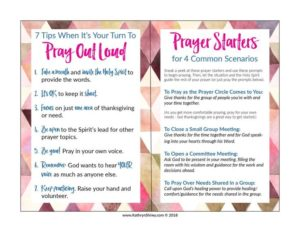 Prayer For Focus And Guidance