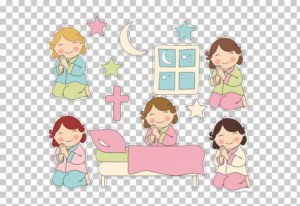Bedtime Prayer With Toddlers