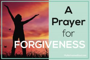 Prayer Of Forgiveness For A Abusive Father