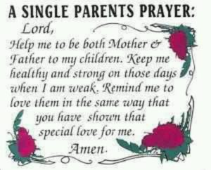 Prayer for my Divorced Parents