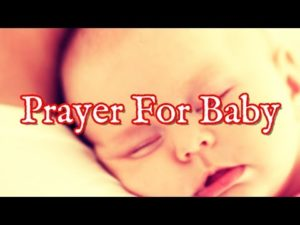 Prayer For Babies Safety