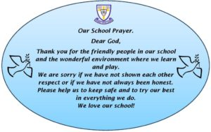 Prayer For Our School
