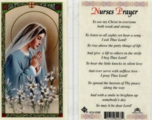Nurses Prayer To God