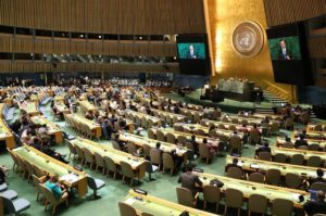Prayers For United Nations