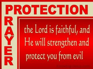 Prayer for Protection of Young Volunteers