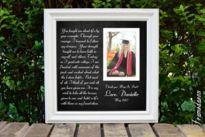 Parent's Prayer Of Gratitude on Graduation Day