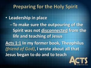 Godly Preparation For Leadership In Ministry