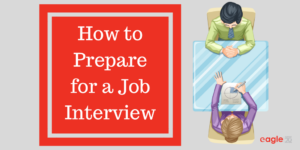 A Prayer of  Preparation For My Job Interview