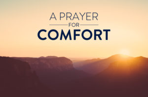 Prayer Of Comfort For Those Orphaned Or Abandoned