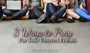 Prayer For Unsaved Students In Today's World