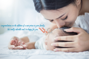 Prayer For A Sick Newborn Baby
