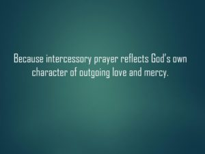 Prayer For Intercessors To Develop A Servant Heart