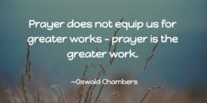 Prayer For Focus At School