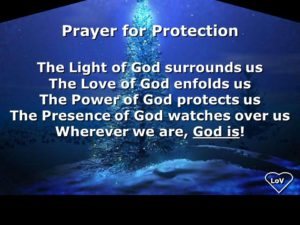 Simple Prayer For Protection