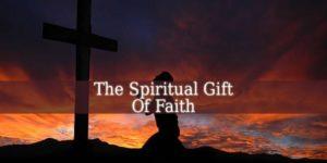 Prayer To Be Shown My Spiritual Gift