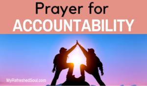 Prayer for Corporate Accountability