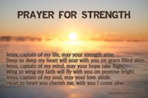 Prayer For The Loss Of A Baby