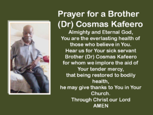 Prayer For Brother On Drugs