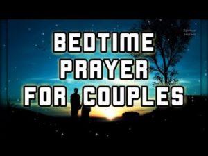 Bedtime Prayer For Couples