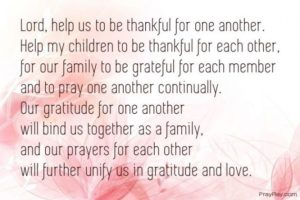 Prayer For Unbelieving Members of the Family