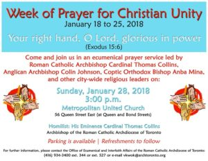 Prayer For Church Unity - In Love
